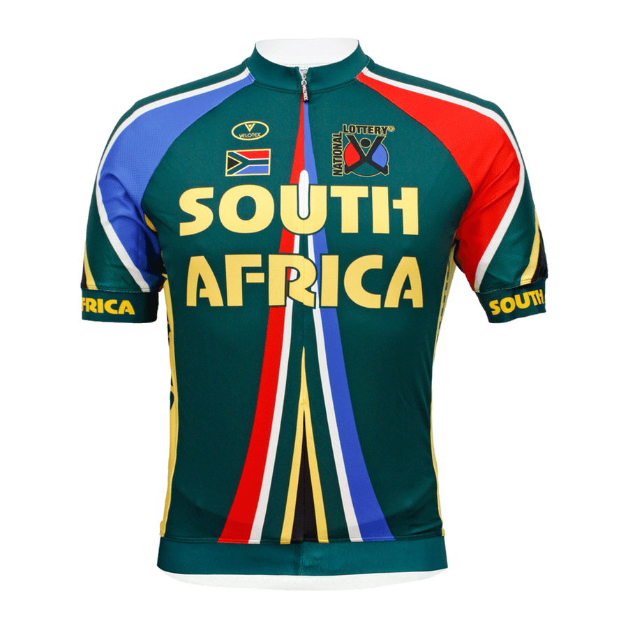 South Africa Cycling Jersey Mens Vento/PV