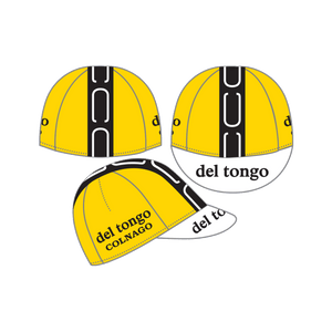 Del Tongo Retro Cycling Cap