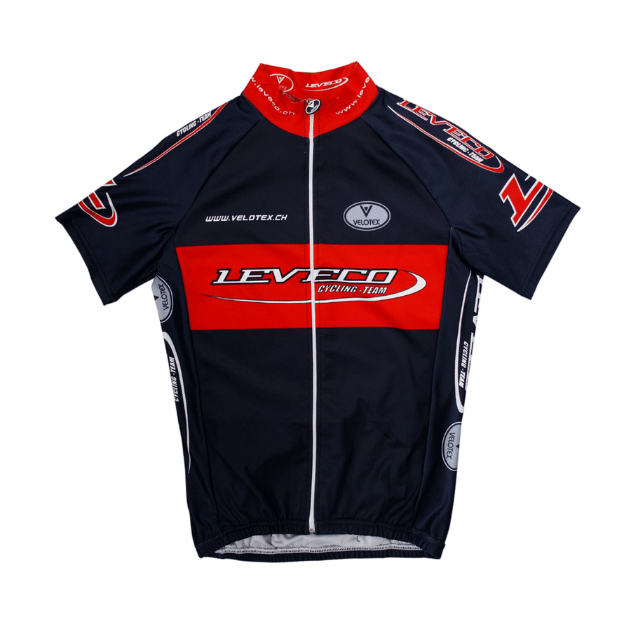 Leveco Cycling Jersey Mens Vento/PV