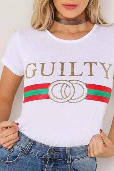 Camiseta Guilty