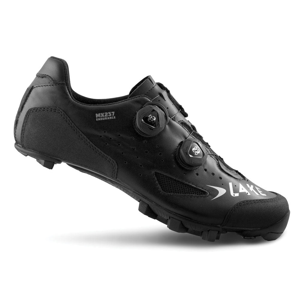 Lake MX237 Endurance Black