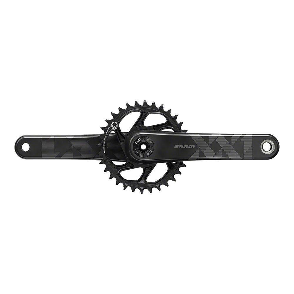 SRAM XX1 Eagle DUB Boost Carbon 12 Speed Crankset