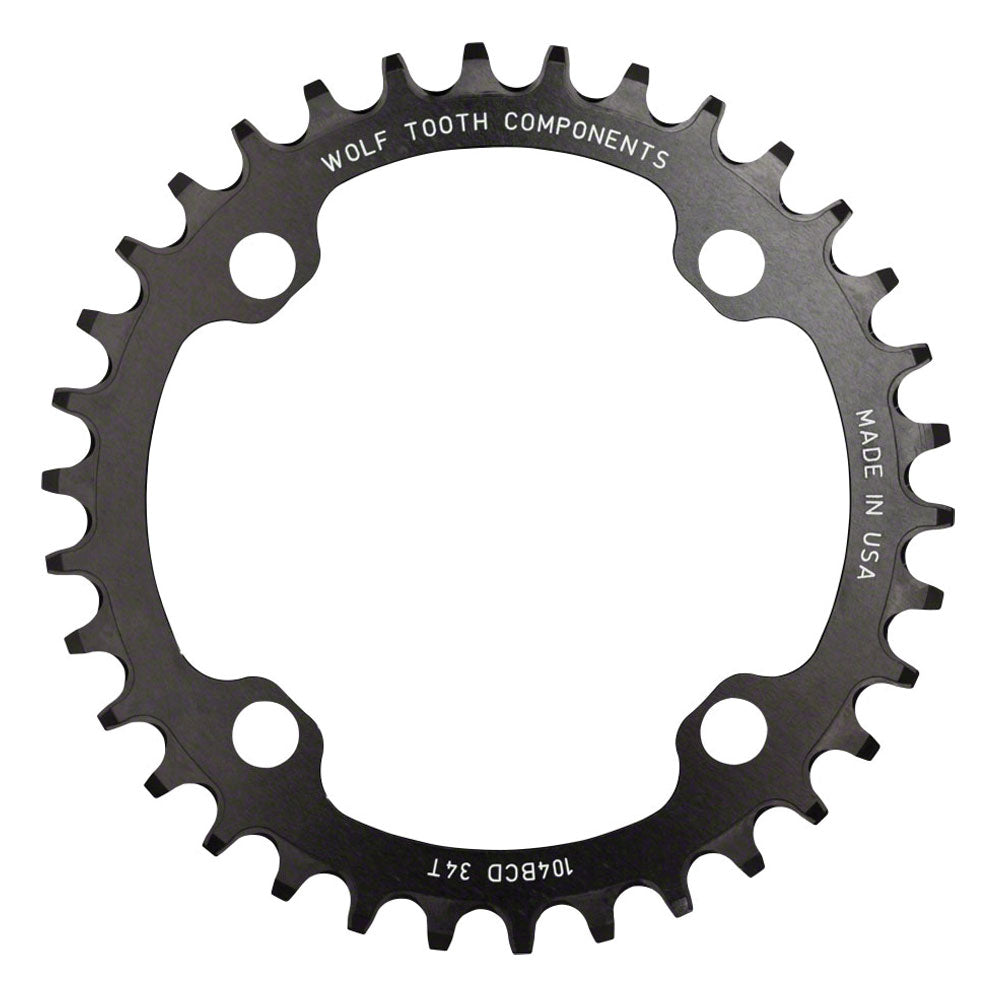 Wolf Tooth Components Drop Stop Chainring 104 BCD