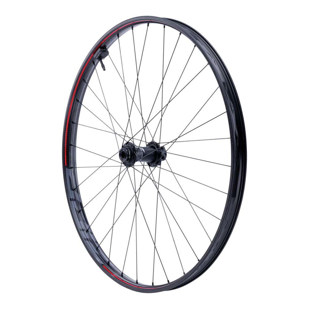 "Zipp Speed Weaponry 3ZERO MOTO Front Wheel - 29"", 15 x 110mm, 6-Bolt, Slate/Stealth"