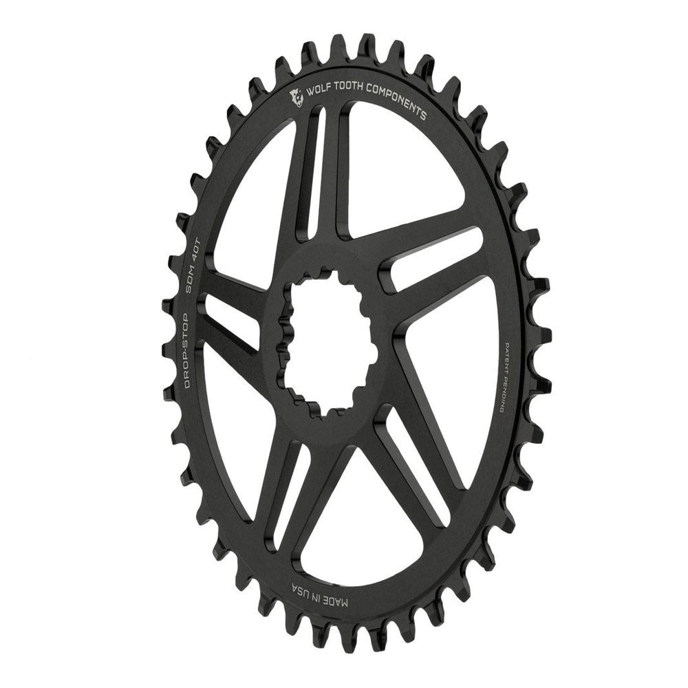 Wolf Tooth Components SRAM Direct Mount DropStop Chainring