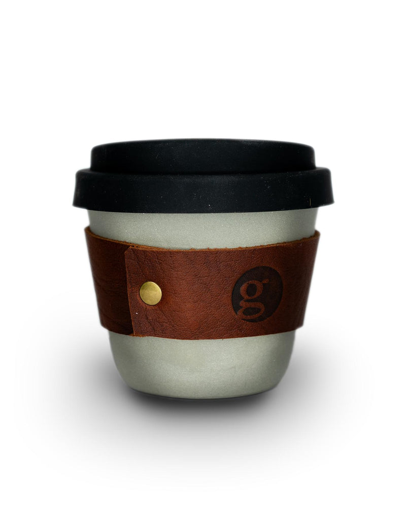 Hand crafted ceramic terra cup