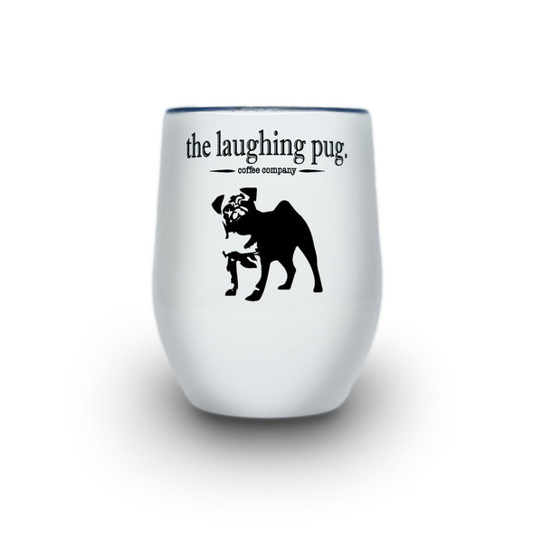 The Pug Stemless (12OZ/360ml)