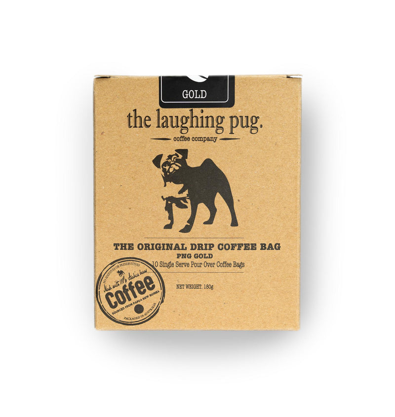 Drip Coffee Bags: Individually Foiled