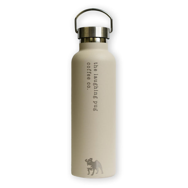 Insulated Pug Drink Bottle/Flask