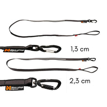 Load image into Gallery viewer, Non-stop Bungee Touring Leash 2m