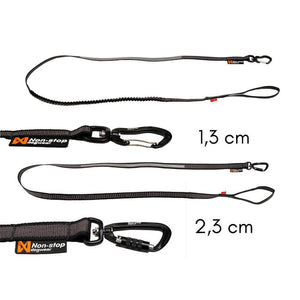 Non-stop Bungee Touring Leash 2m