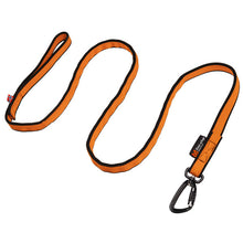 Load image into Gallery viewer, Non-Stop Bungee Leash 2 m orange