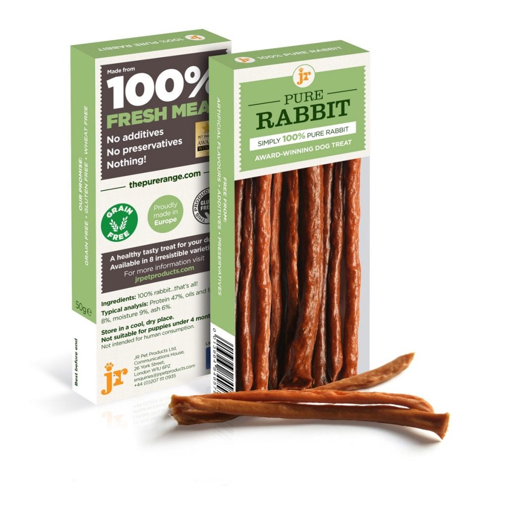 Pure Rabbit Sticks 50g