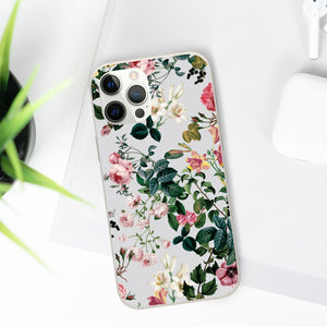 DELICATE FLOWERS Biodegradable Case