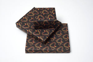 SNAKES Wrapping paper x3