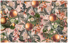 Load image into Gallery viewer, ORANGE BLOOM Wrapping paper x3