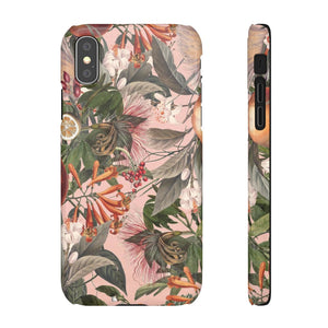 ORANGE BLOOM Phone Case