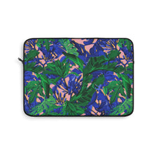 Load image into Gallery viewer, PINK PALMS Laptop Sleeve