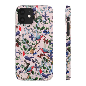 BIRDS & RIBBONS Phone Case