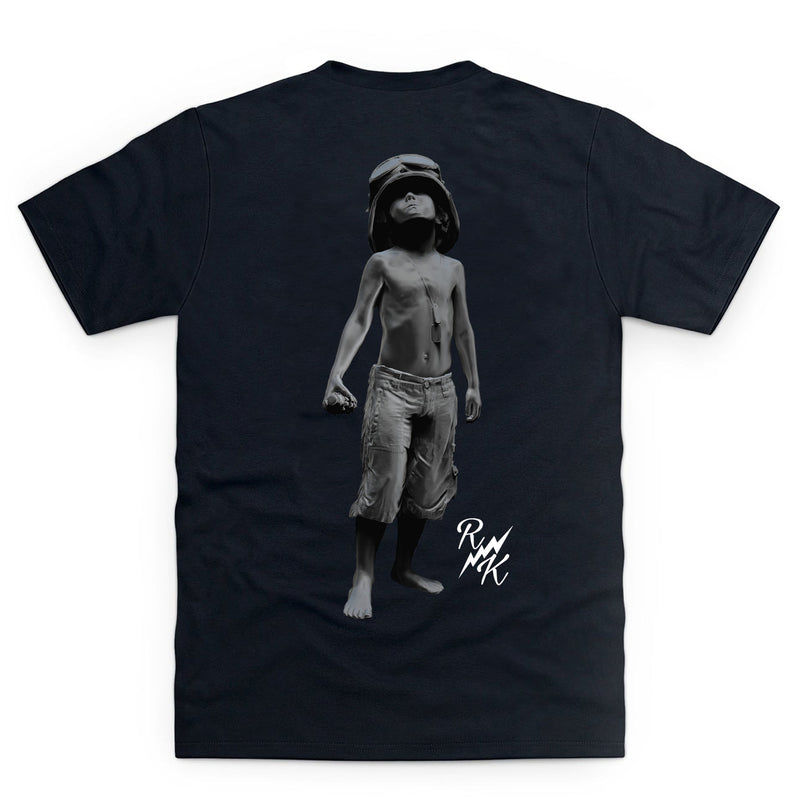 Boy Soldier RK x Schoony Black T-Shirt