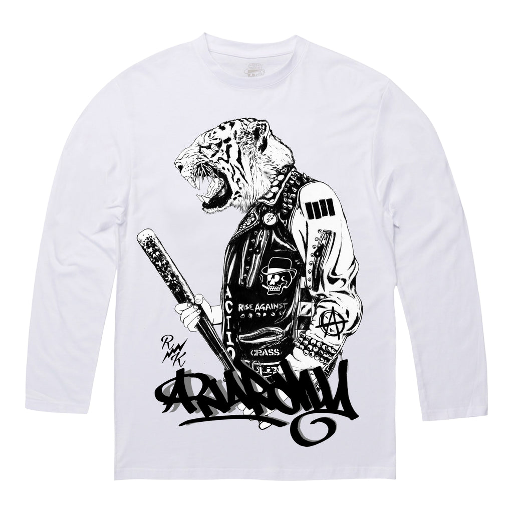 RK Anarchy Tiger Long-sleeve Tee