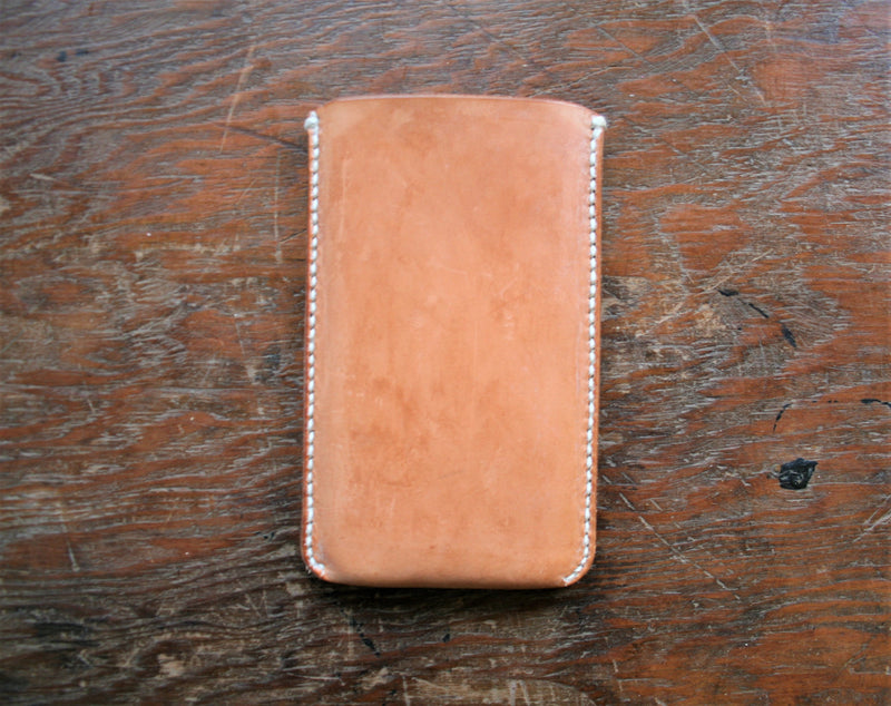 RK Limited Hand-Tooled Real Leather Phone Case