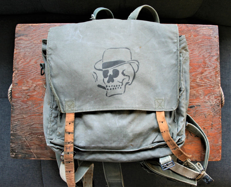 RK Limited Vintage Backpack