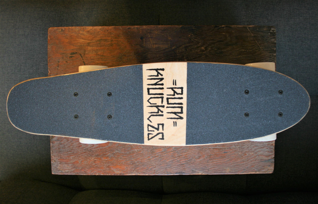 RK Limited Hand-Made Skateboard Deck