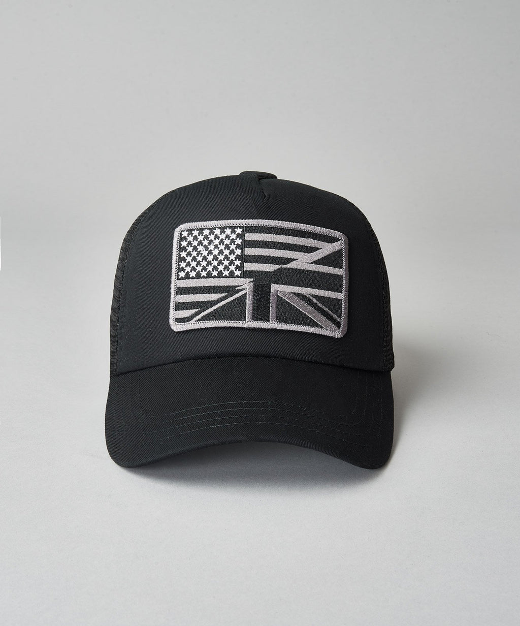 CCCL x Reorg US/UK Trucker Cap