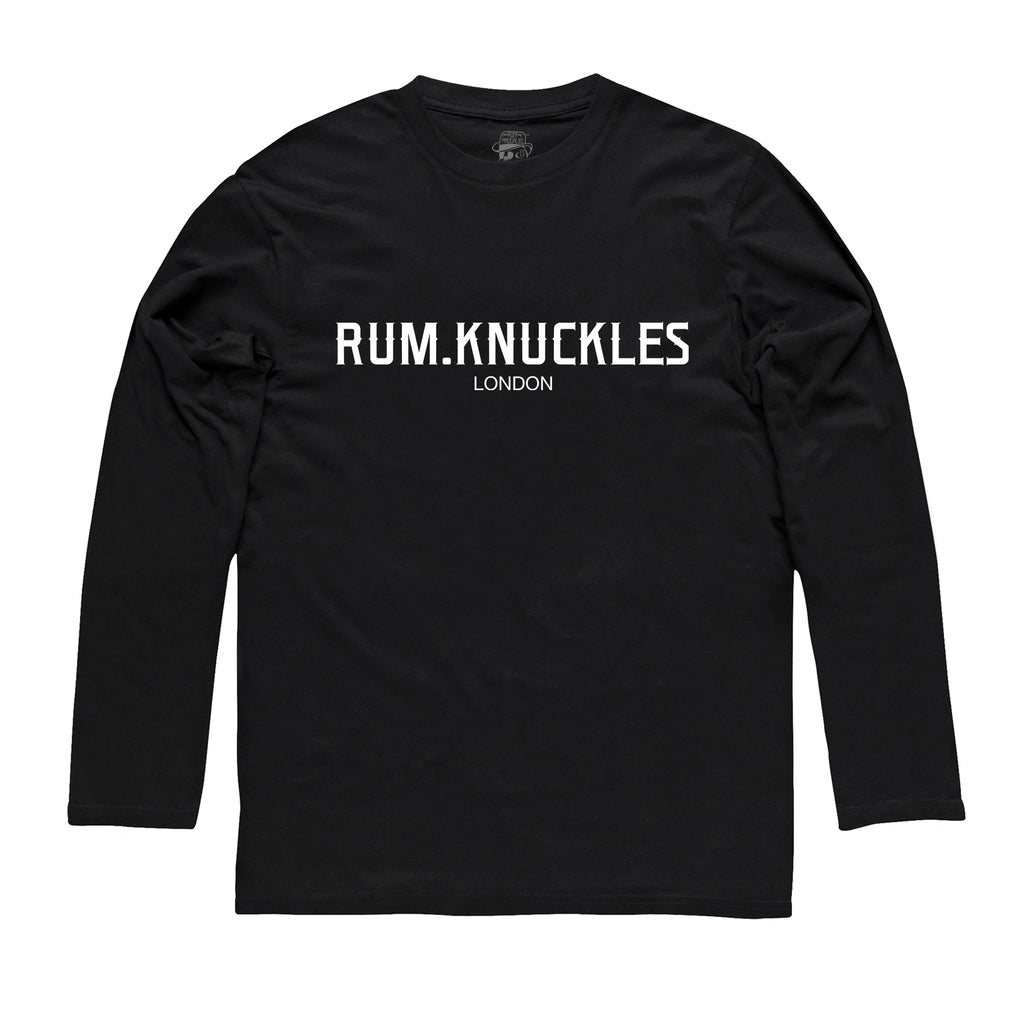 RK London Logo Long Sleeve T-Shirt