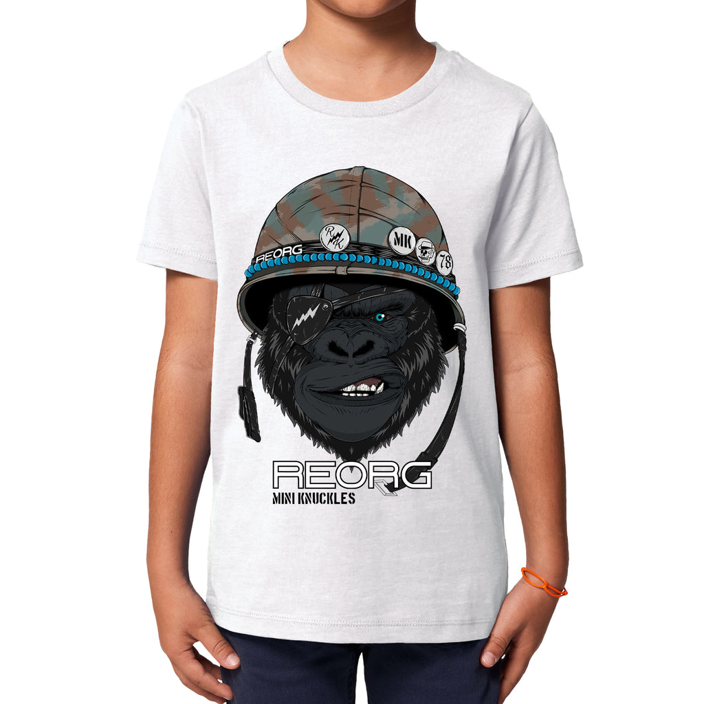 RK KIDS MINI KNUCKLES REORG Silverback Short-sleeve T-Shirt