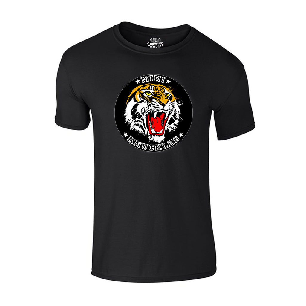 RK KIDS MINI KNUCKLES Tiger Short-sleeve T-Shirt