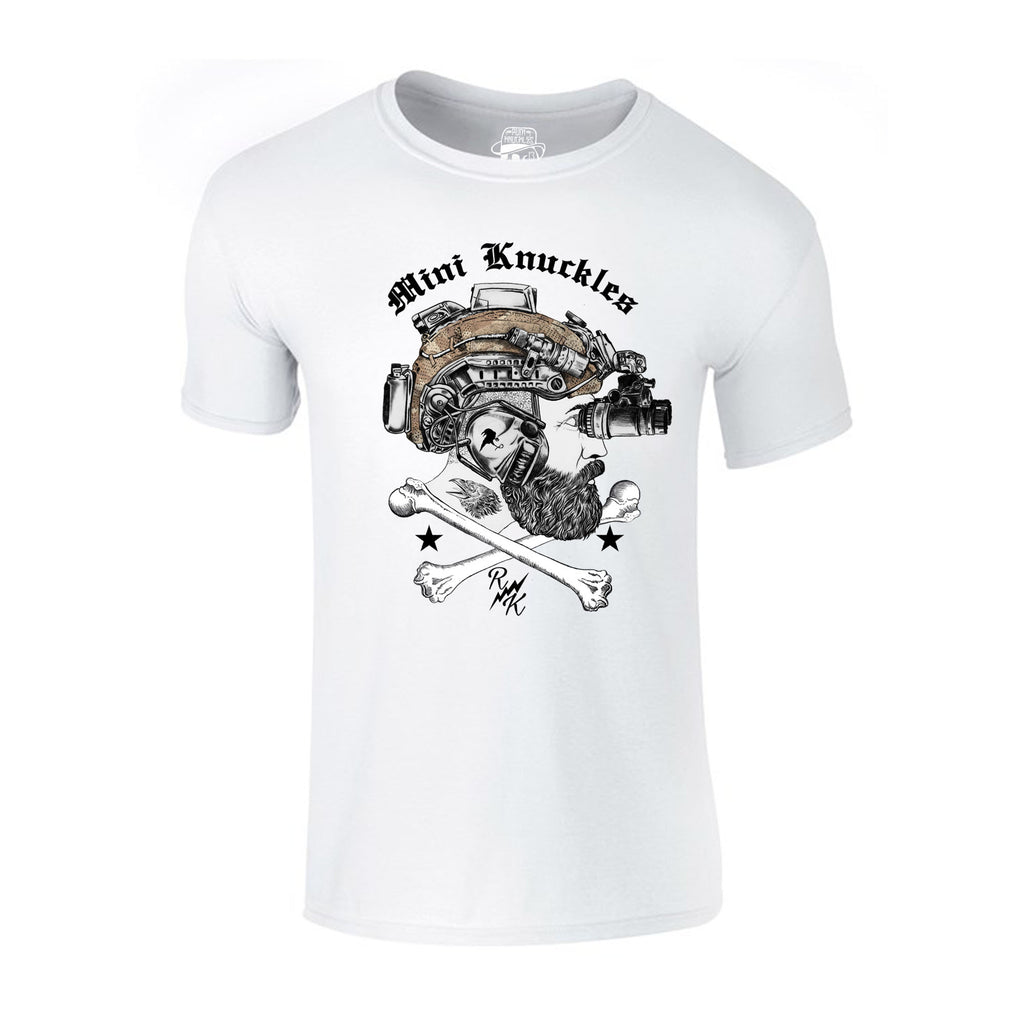 RK KIDS MINI KNUCKLES Army Short-sleeve T-Shirt
