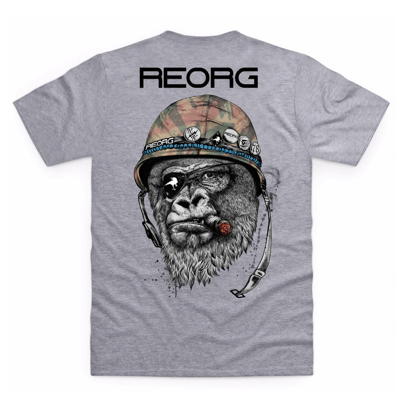 REORG 77 Limited Edition Silverback T-Shirt