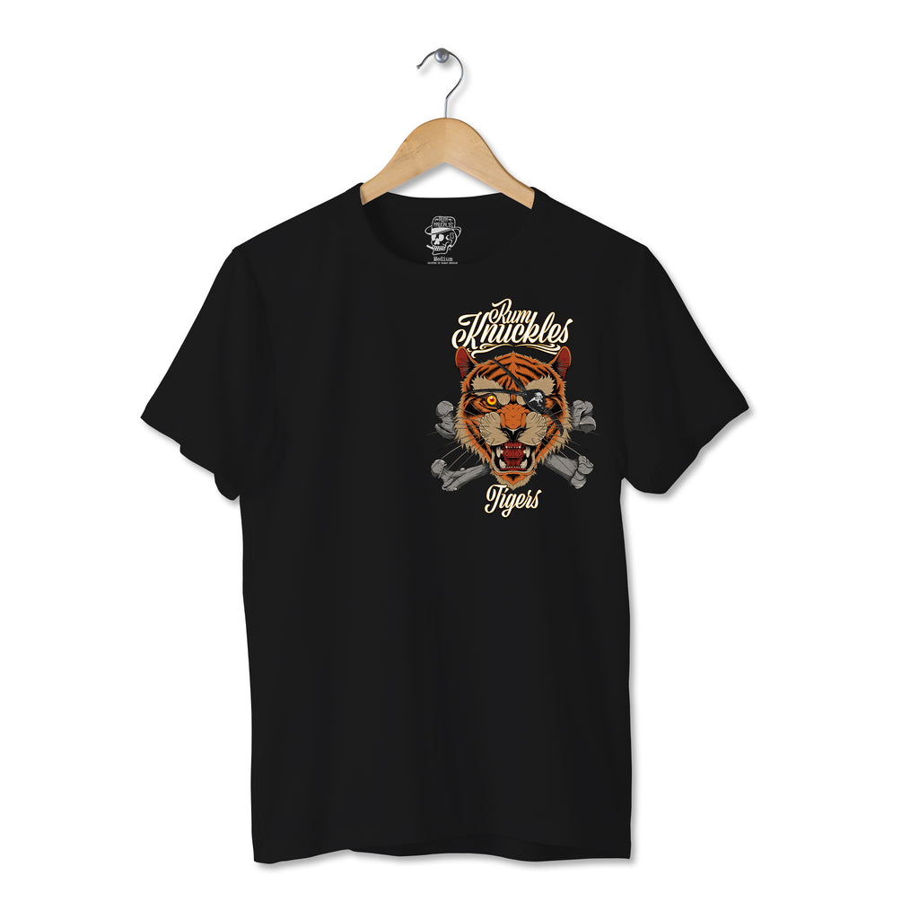 RK Tiger Crossbones Short-sleeve T-Shirt