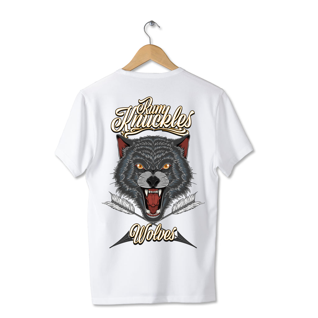 RK Wolves Arrows Short-sleeve T-Shirt