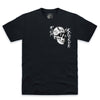 RK Pin Up T-Shirt - Black