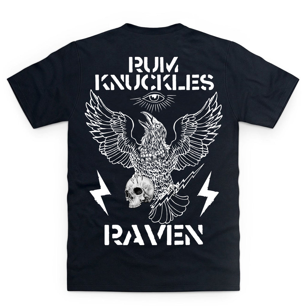 RK Raven T-Shirt - Black