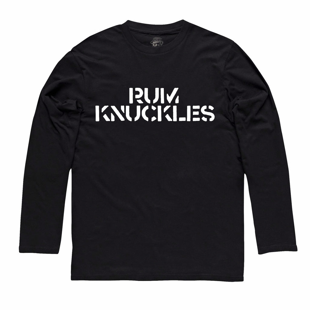 RK Raven Tee - Long-sleeve / Black