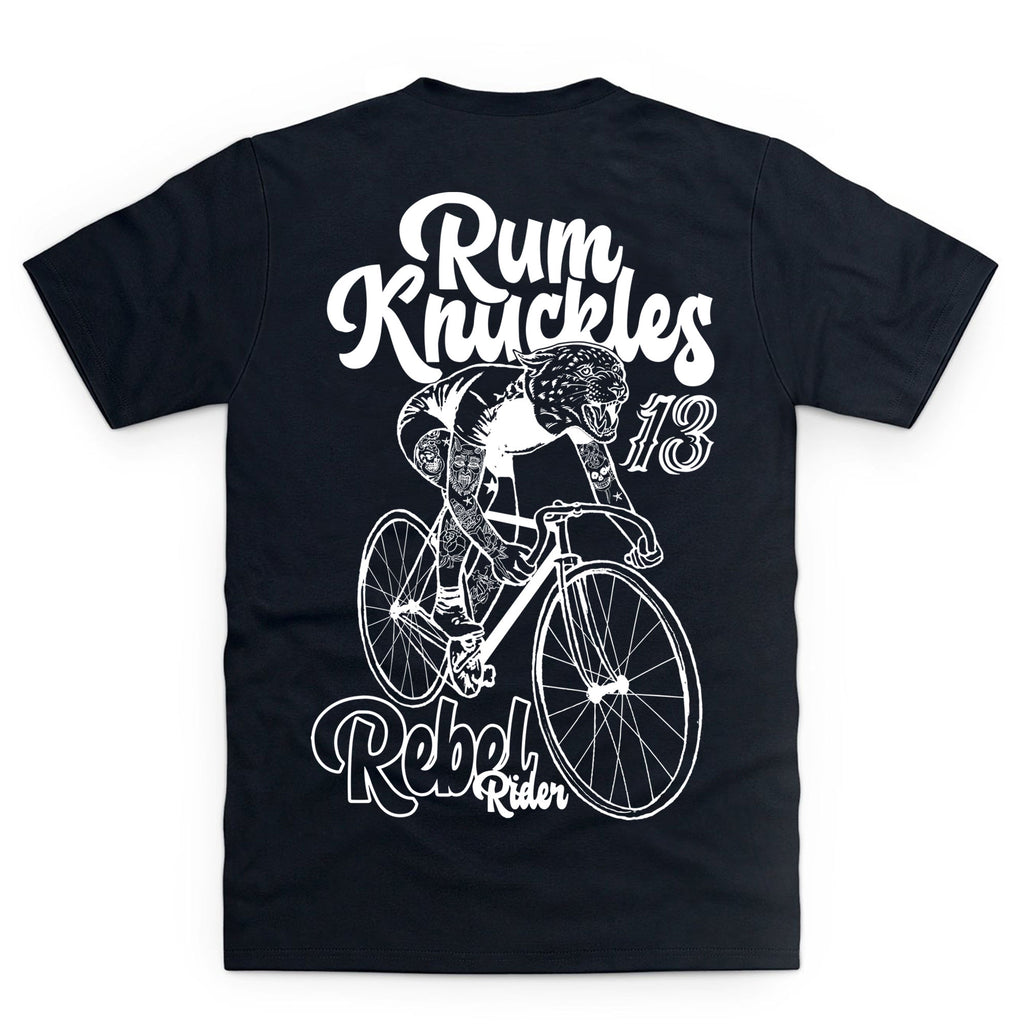 RK Rebel Rider T-Shirt - Black