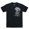 RK Rebel Rider Black T-Shirt