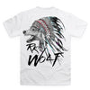 RK Wolf White T-Shirt