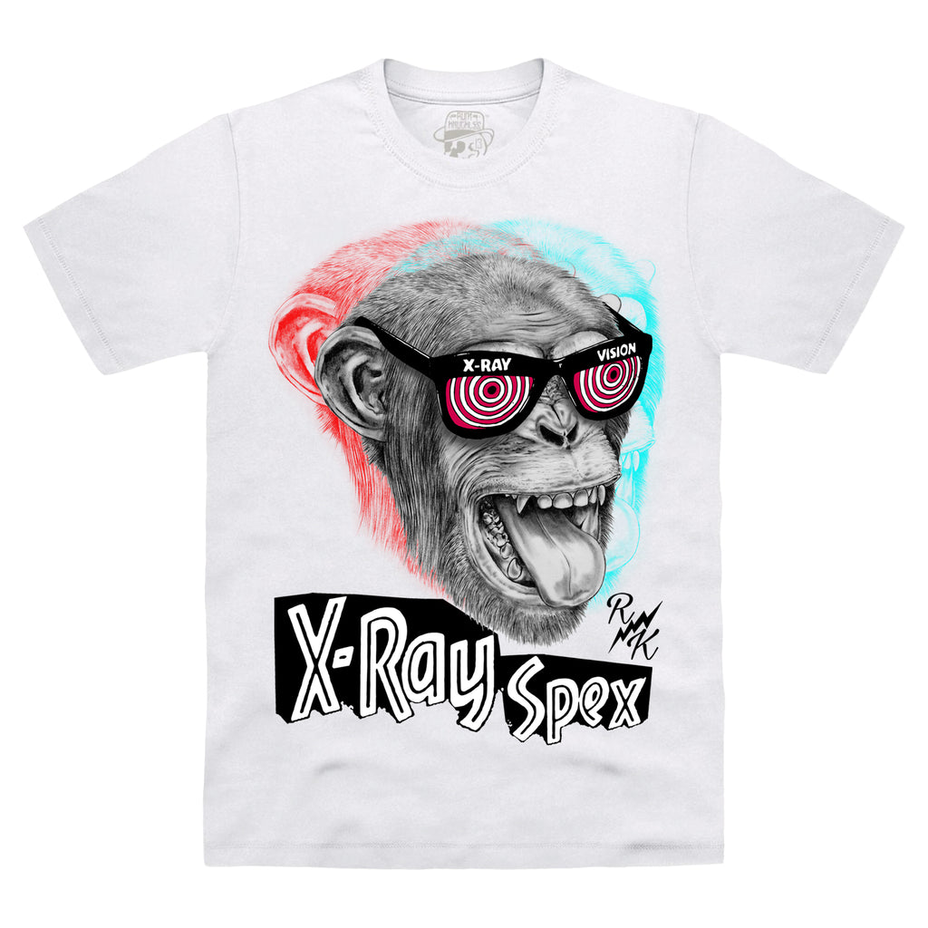 RK X-Ray Spex Short-sleeve T-Shirt