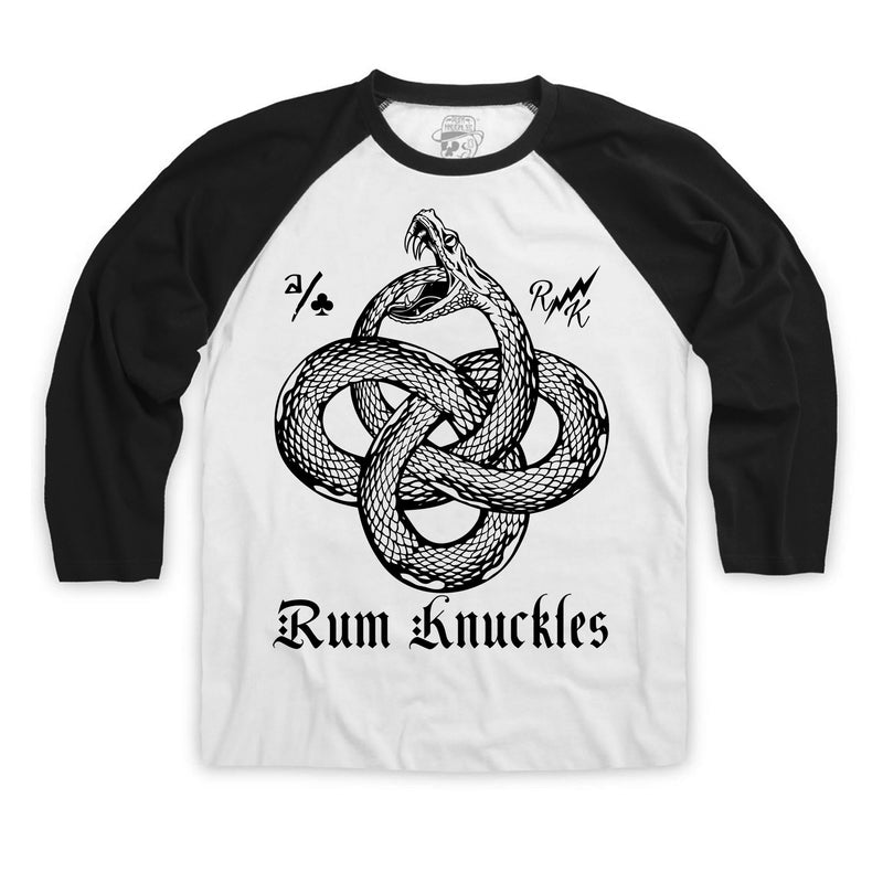 Eternal Snake Baseball T Shirt