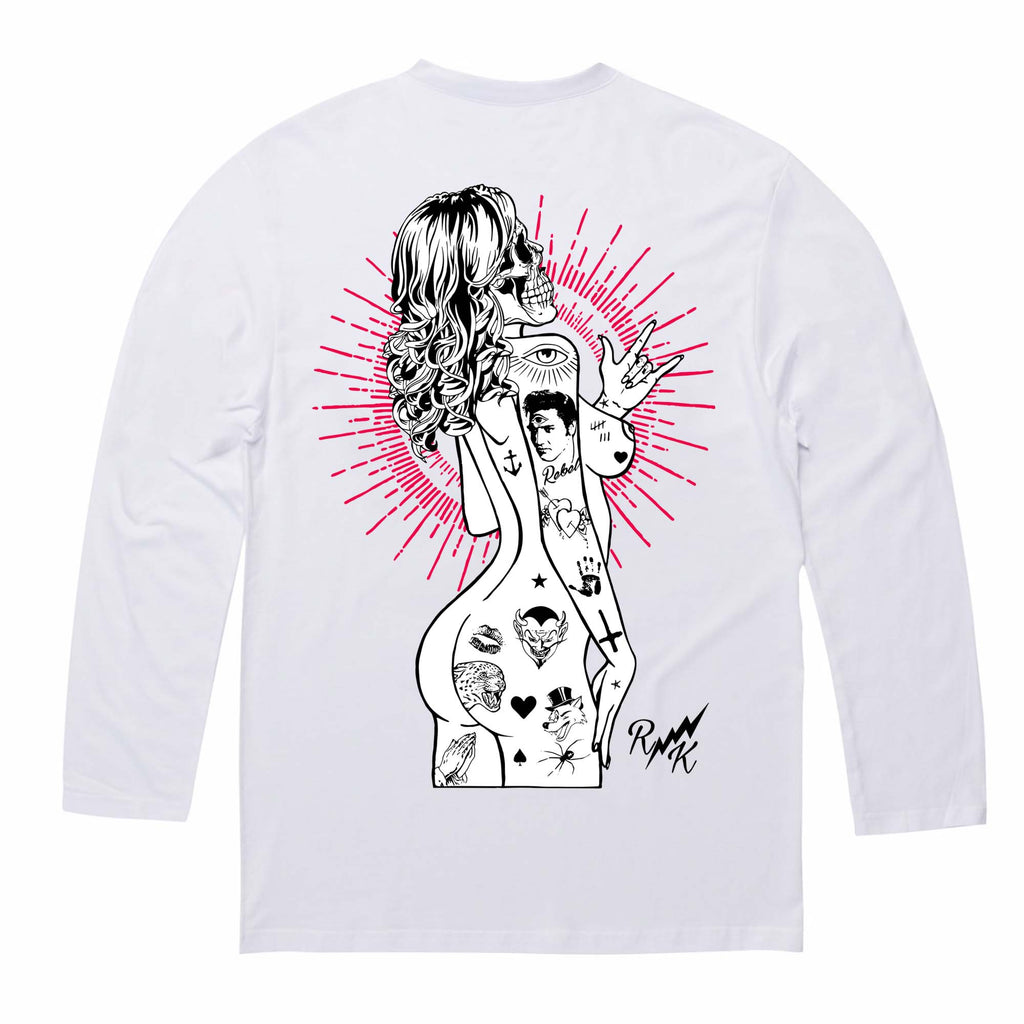 Lady Rad Long Sleeve T-Shirt