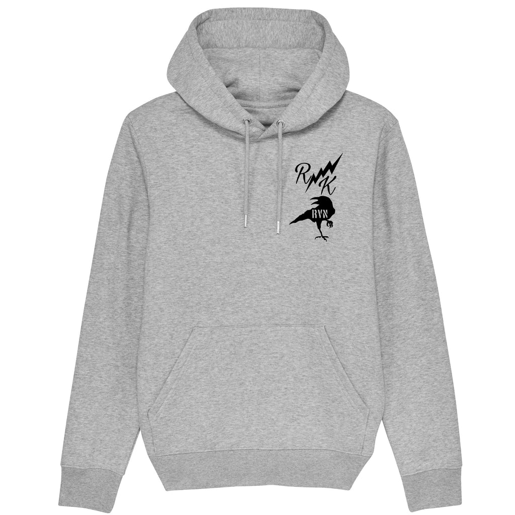 CLEARANCE RK Lama Time Hoodie - Heather Grey