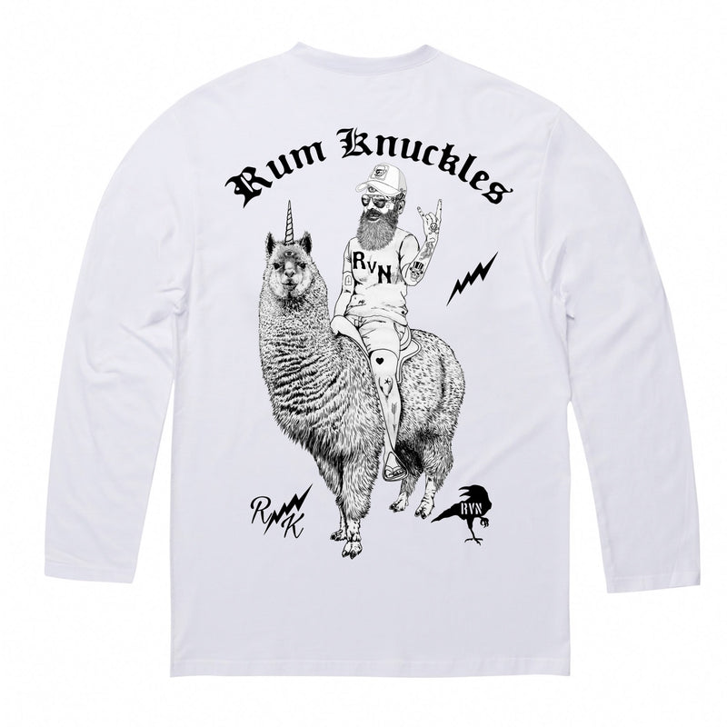 RK Lama Time Long Sleeve T Shirt