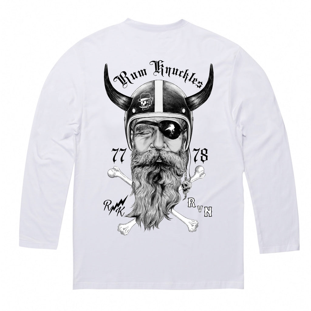 RK Pirates Long Sleeve T-Shirt