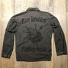 RK RVN Green Army Shirt Jacket 1 - COYOTE Rip Stop Vintage F2
