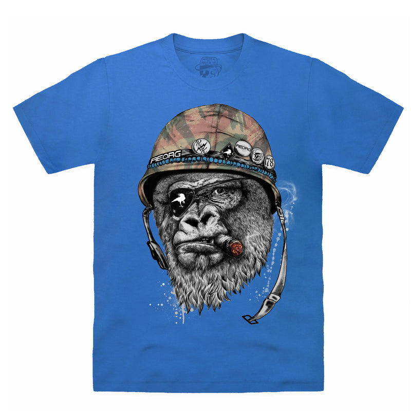 RK x REORG Silverback T-Shirt - Royal Blue
